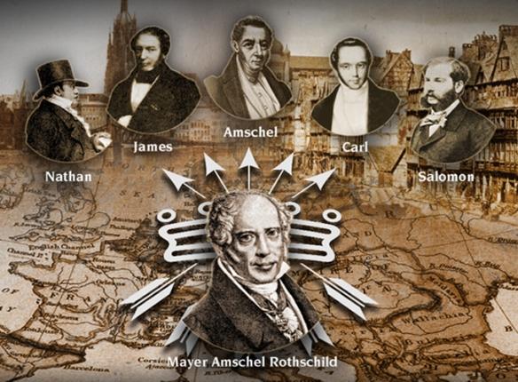 LA CASA ROTHSCHILD, LOS DUEÑOS DEL DINERO | La Revolución Final