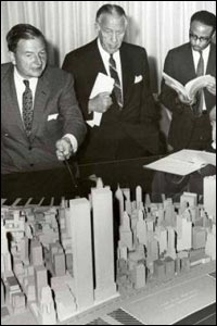 1968_06_10_David_Rockefeller_DLMA_showing_WTC_twin_towers_concept
