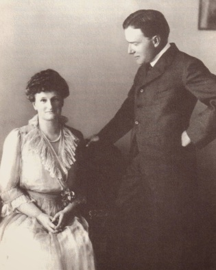 Abby and John D. Rockefeller II circa 1911