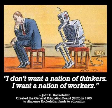 Workers-not-Thinkers-Rockefeller-Education-Board